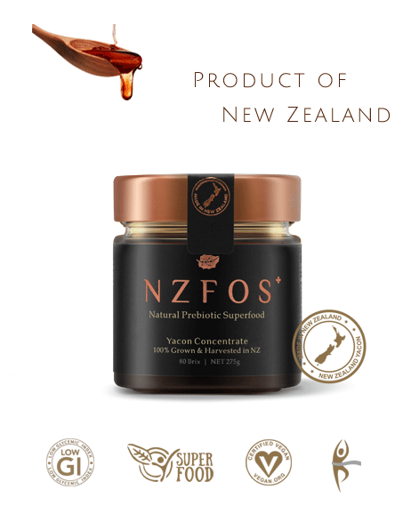 Yacon Concentrate NZFOSplus